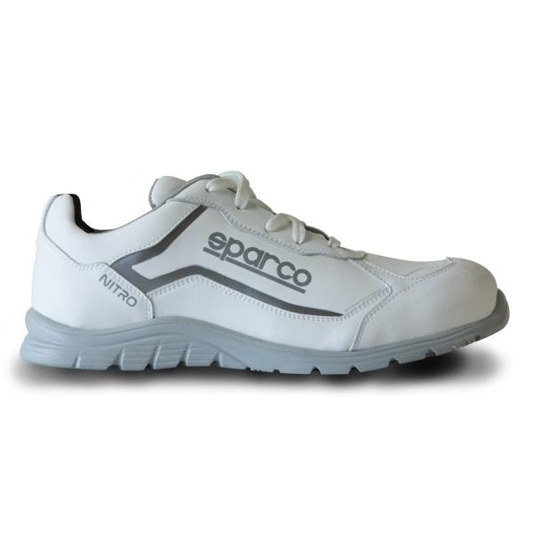 Sparco Nitro S3 White