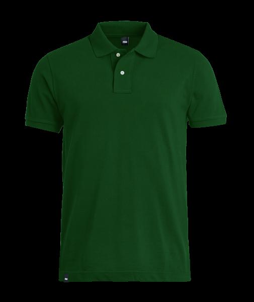 DANIEL Polo-Shirt, grün