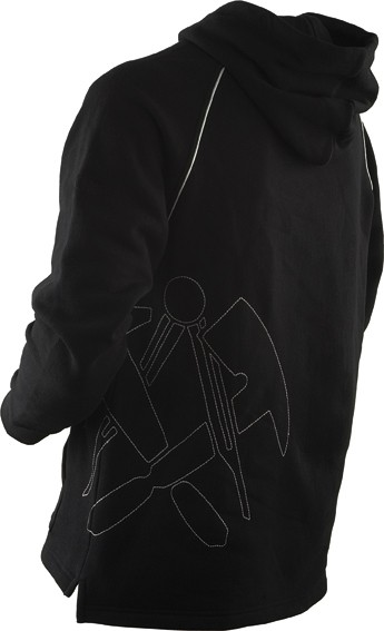 JOB Dachdecker Sweat-Hoodie