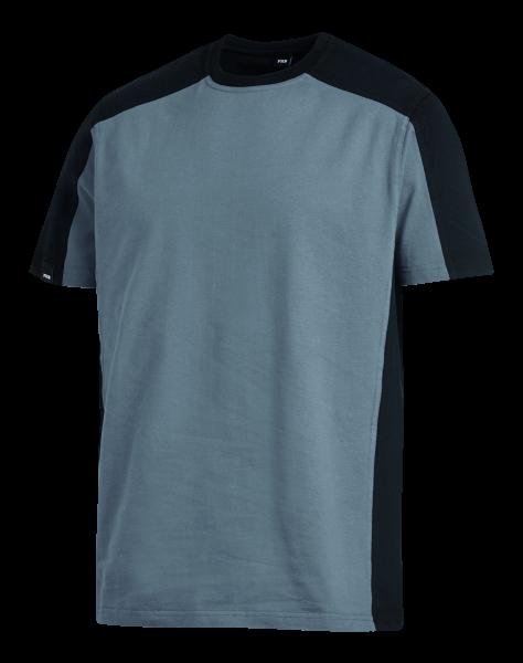 MARC T-Shirt, grau/schwarz