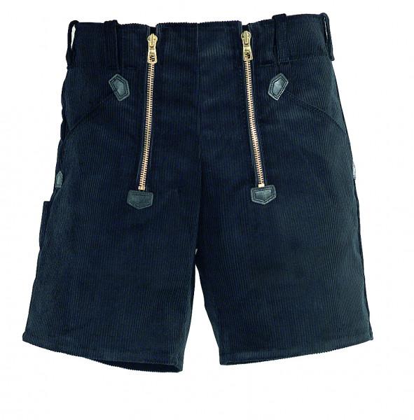 FHB HANS Zunft-Shorts Genuacord, schwarz