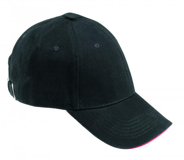 FHB UDO Cap, schwarz