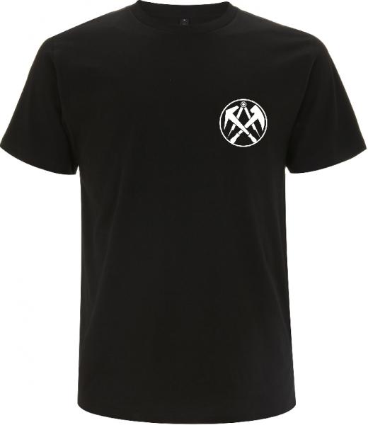T-Shirt Dachdecker Zunftlogo