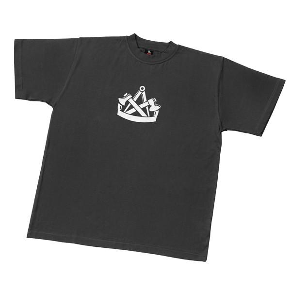 KLAAS T-Shirt Zunftzeichen Zimmermann, schwarz