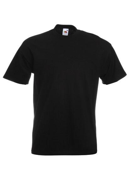 Super Premium T-Shirt, schwarz