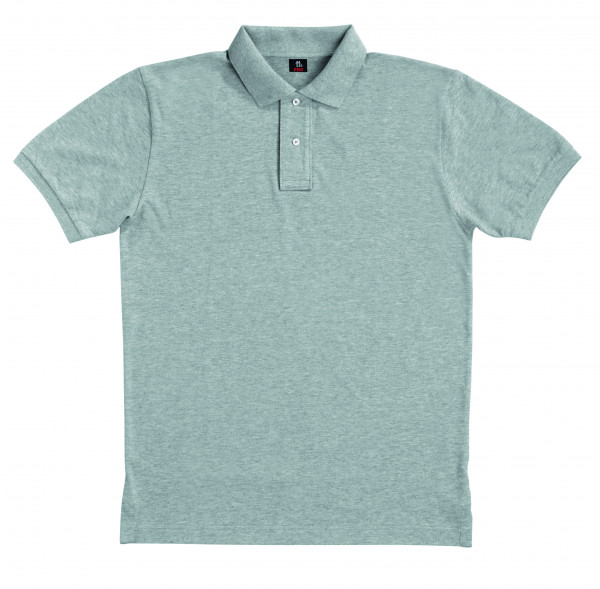 DANIEL Polo-Shirt, grau