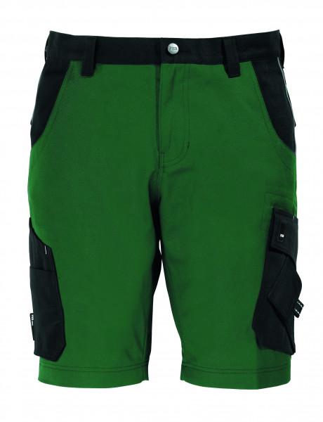 THEO Bermuda Twill, grün-schwarz