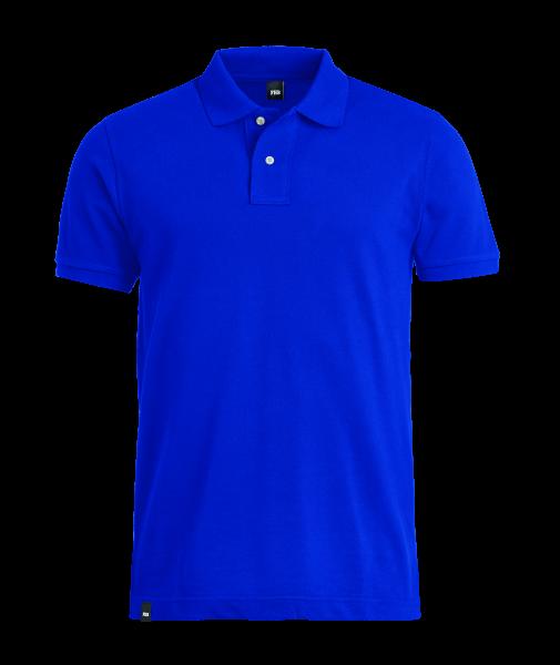 DANIEL Polo-Shirt, royalblau