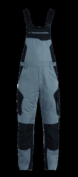PASCAL Latzhose, grau-schwarz