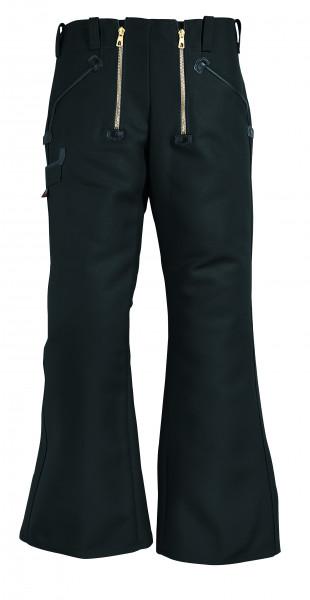 INGO Zunfthose Zwirn-Doppel-Pilot, 65 cm Schlag, schwarz