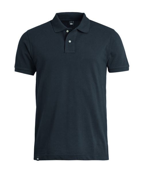 DANIEL Polo-Shirt, anthrazit